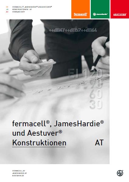 fermacell®, James Hardie® und Aestuver® Konstruktionen