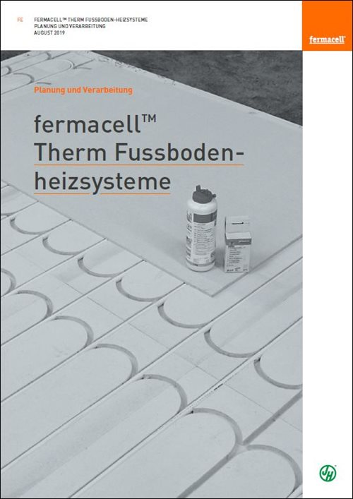 fermacell™ Therm Fussbodenheizsysteme - Planung und Verarbeitung